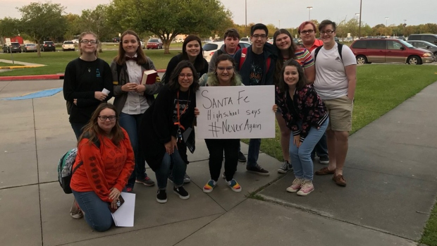 Students Nationwide Stage Walkouts on Columbine Anniversary