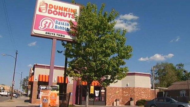 elmwood park dunkin donuts