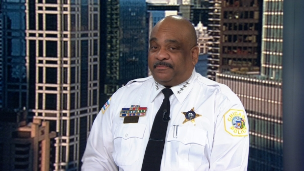 Chicago's Top Cop Talks July Crime