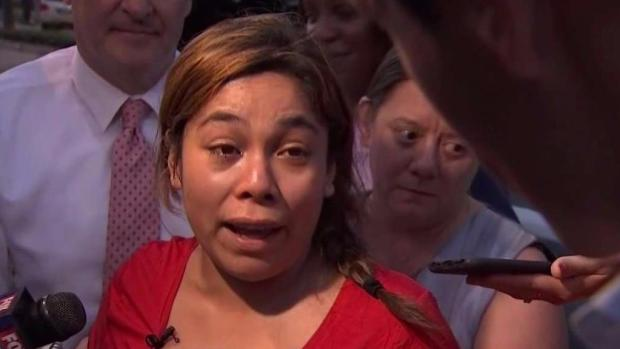 Emotional NYC Reunion for Family Separated at Border