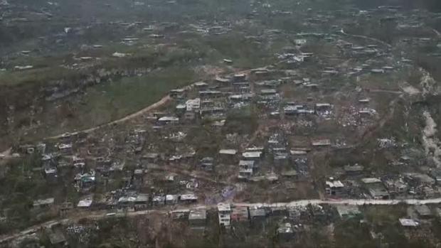 [NATL] Aerial Images Show Hurricane Matthew's Damage in Haiti