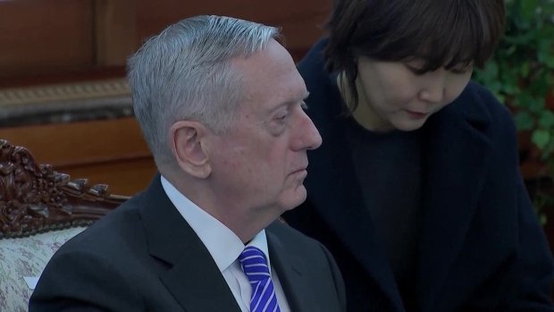 [NATL] James Mattis Confirms Alliance With South Korean Leader