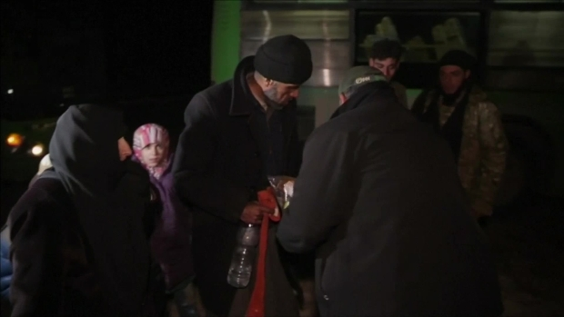 [NATL] Aleppo Evacuations Move Syrians Out of the City