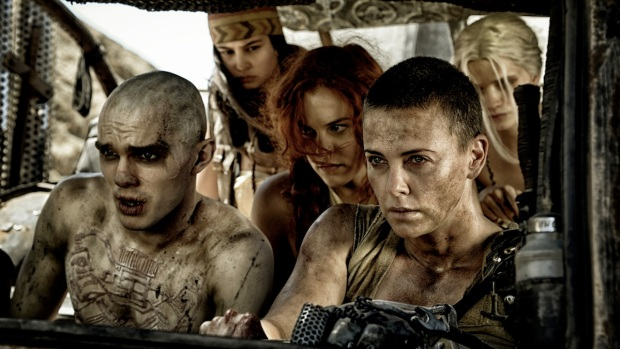 "[NATL] ""Mad Max: Fury Road"" Trailer"