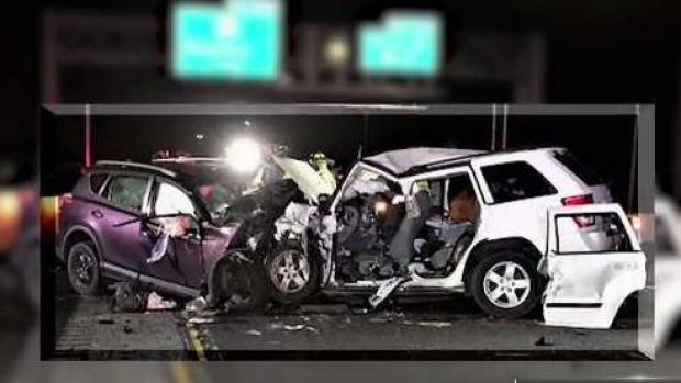 Family Members Killed on Indiana Toll Road Crash