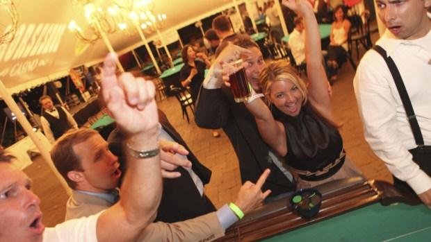 Full House For Poker Charity