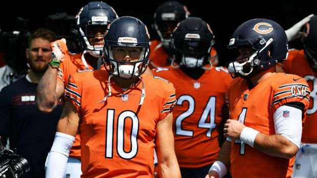 Bears vs. Dolphins: Gameday in Photos