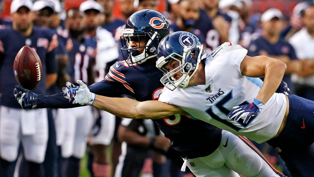 Bears vs. Titans: Preseason Week 4 in Photos