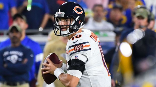 Bears vs. Rams: Week 11 in Photos