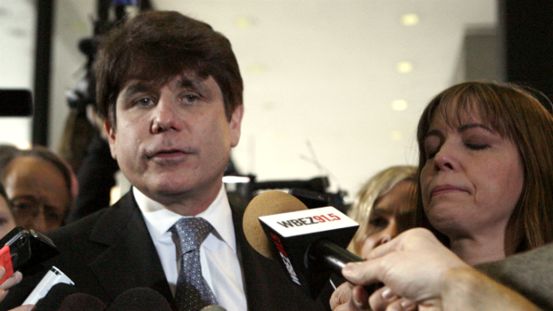 Timeline: The Legal Roller-Coaster Ride of Rod Blagojevich