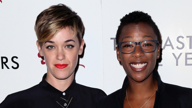Celeb Hookups: Lauren Morelli and Samira Wiley Tie the Knot