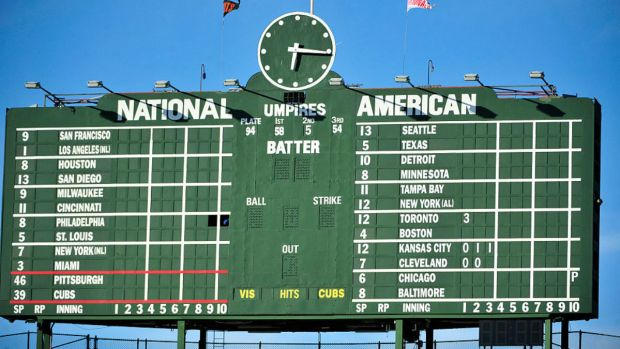Health Inspections Detail Issues at Local Ballparks: Report