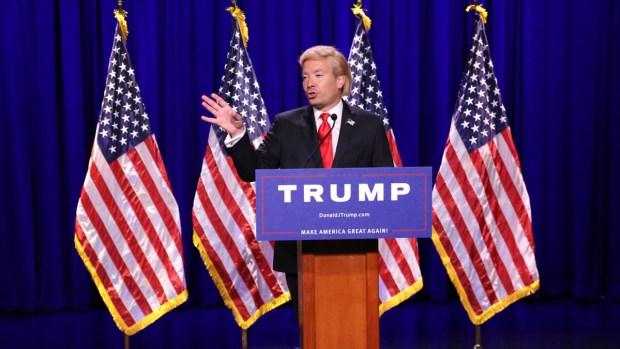 [NY] 'Tonight': Donald Trump Clarifies for the 'Deviants'