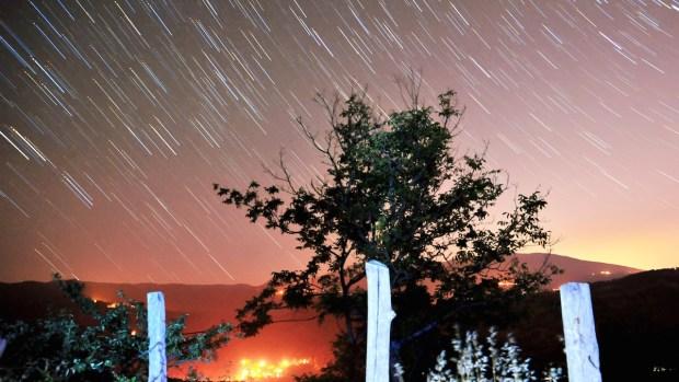[NATL-LA]Perseid Meteor Showers of Years Past
