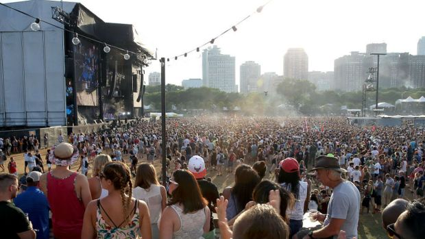 Safety the 'Top Priority' at Lollapalooza, City Says