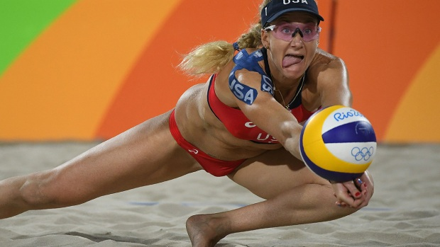 Great Britain wins gold to spoil China's synch streak; USA takes silver