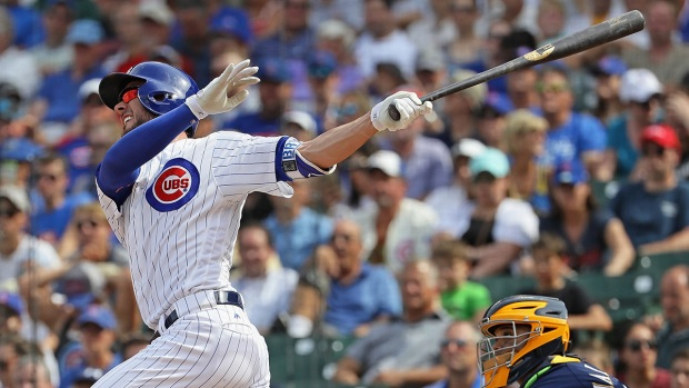 A Look at the Records Kris Bryant Set in the 2016 Season