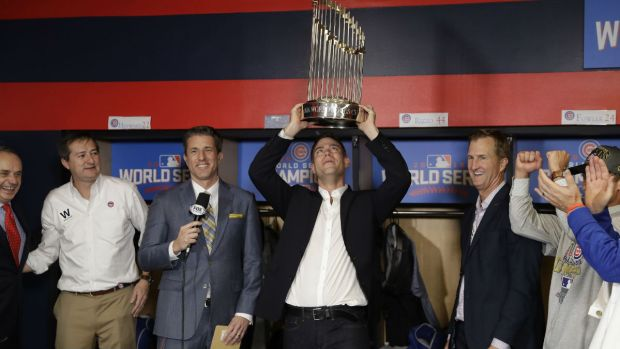 2017 Chicago Cubs: A Year In the Life of the Champs