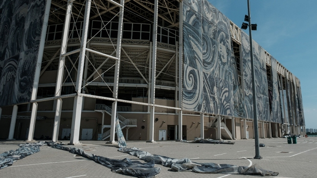 Rio's Abandoned Olympic Ghost Town