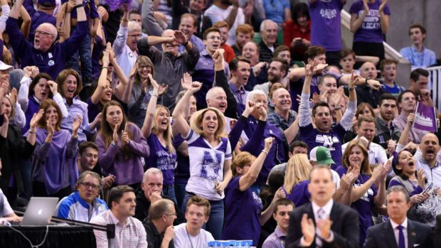 Best Reactions From Northwestern's NCAA Victory Over Vandy