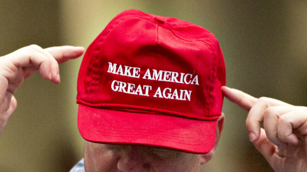 [CHI] Dem. Group's Post Compares Trump's Red Hats to KKK Hoods