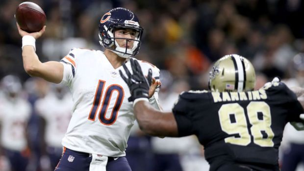 Bears vs. Saints: Week 8 in Photos