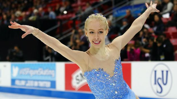 Fast Facts About Olympic Figure Skater Bradie Tennell