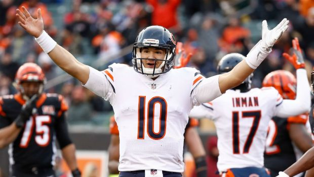 Bears vs. Bengals: Week 14 in Pictures