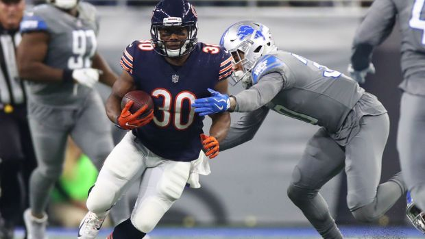 Bears vs. Lions: Week 15 in Photos