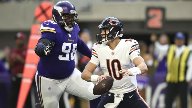 Bears vs. Vikings: Week 17 in Photos