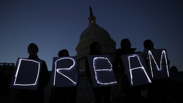 Top News: Vigil for DREAM Act at US Capitol