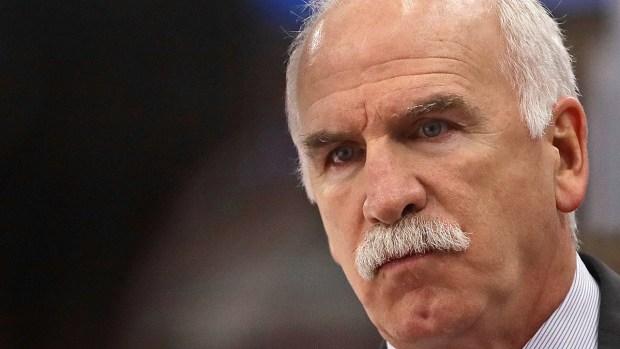 [NATL] Blackhawks Fire Head Coach Joel Quenneville