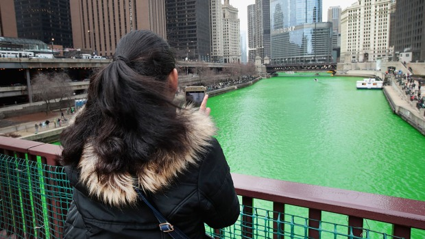 Chicago Steps Up St. Patrick's Day Security