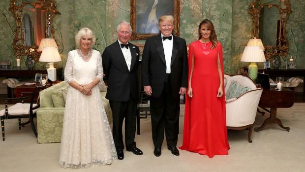 [NATL] Melania Trump's Style in Photos