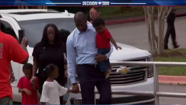 [NATL-MI] Gillum, DeSantis Cast Ballots in Hotly Contested Race