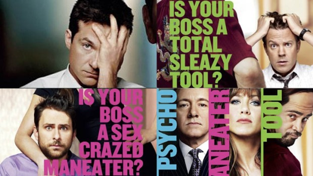 "Four New ""Horrible Bosses"" Posters Raise Our Hopes Anew"