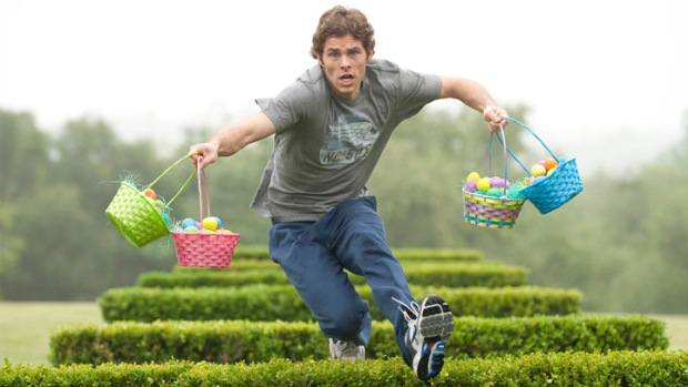'Hop' Star James Marsden on Easter Eggs & '30 Rock'