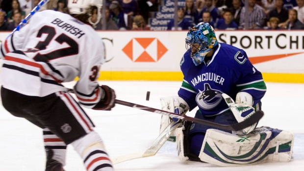 Blackhawks Vs. Canucks Playoff Recap