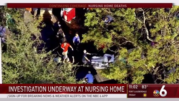 [MI] Investigation Underway at Hollywood Nursing Home