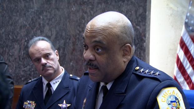 CPD Superintendent Eddie Johnson Considering Retirement