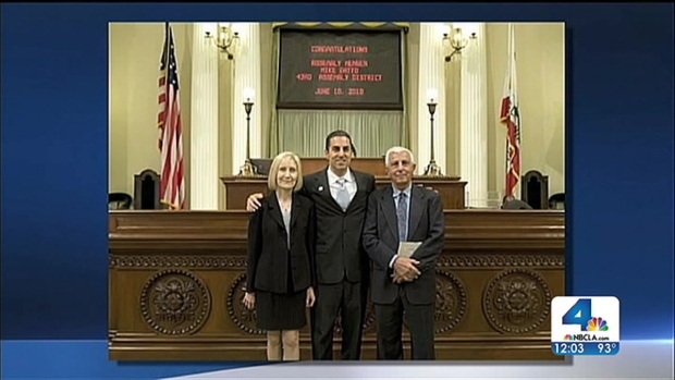 [LA] Neighbors, Friends Devastated by Death of Lawmaker's Father