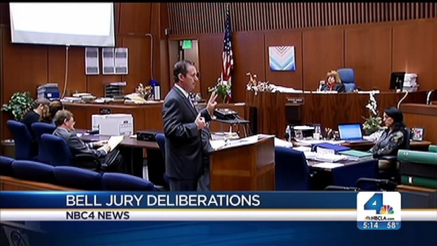 [LA] Jury Begins Deliberations in Bell City Manager Trial