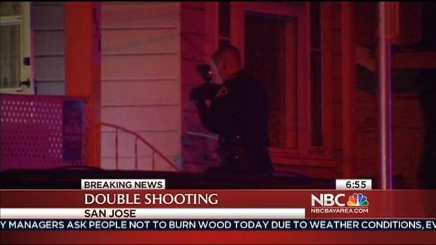"[BAY] ""Random"" Shooting of Couple on Porch: SJPD"