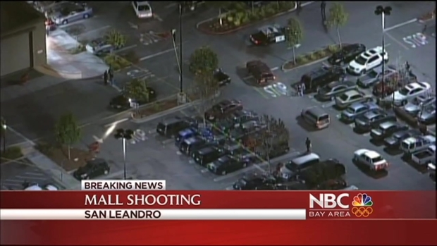 [BAY] Police Investigating Mall Shootings in San Leandro, Tracy