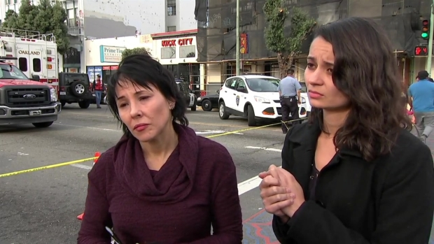 Some Oakland warehouse fire victims identified