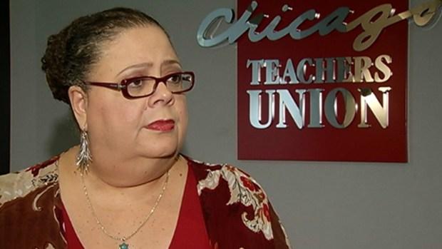 """[CHI] Karen Lewis """"Seriously"""" Considering Mayoral Run"""