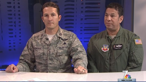 [DGO] Air National Guard Talks Logistics of Rescue at Sea
