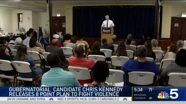 [CHI] Kennedy Announces Plan to Address Chicago Violence