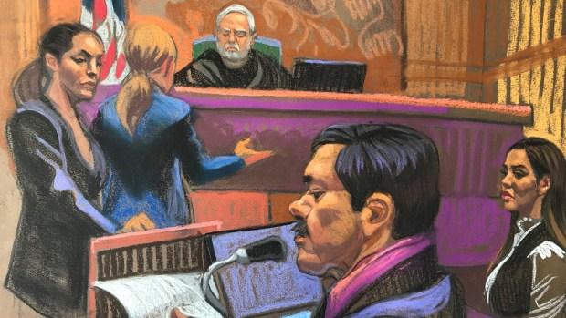 "[NATL] Joaquín ""El Chapo"" Guzmán Sentenced to Life in Prison Plus 30 Years"
