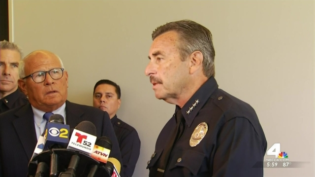 [LA] Details Emerge About Alleged Gunman Who Opened Fire at LAPD Station